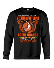 Vietnam Veterans Children Crewneck Sweatshirt tile