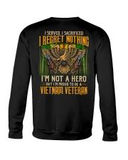 I Regret Nothing Crewneck Sweatshirt thumbnail