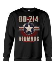 DD214 Aircraft Alumnus Crewneck Sweatshirt thumbnail