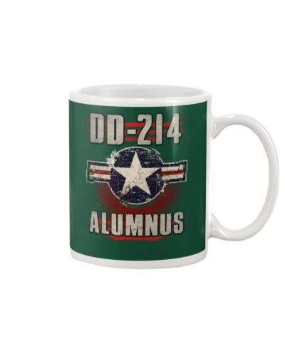 DD214 Aircraft Alumnus
