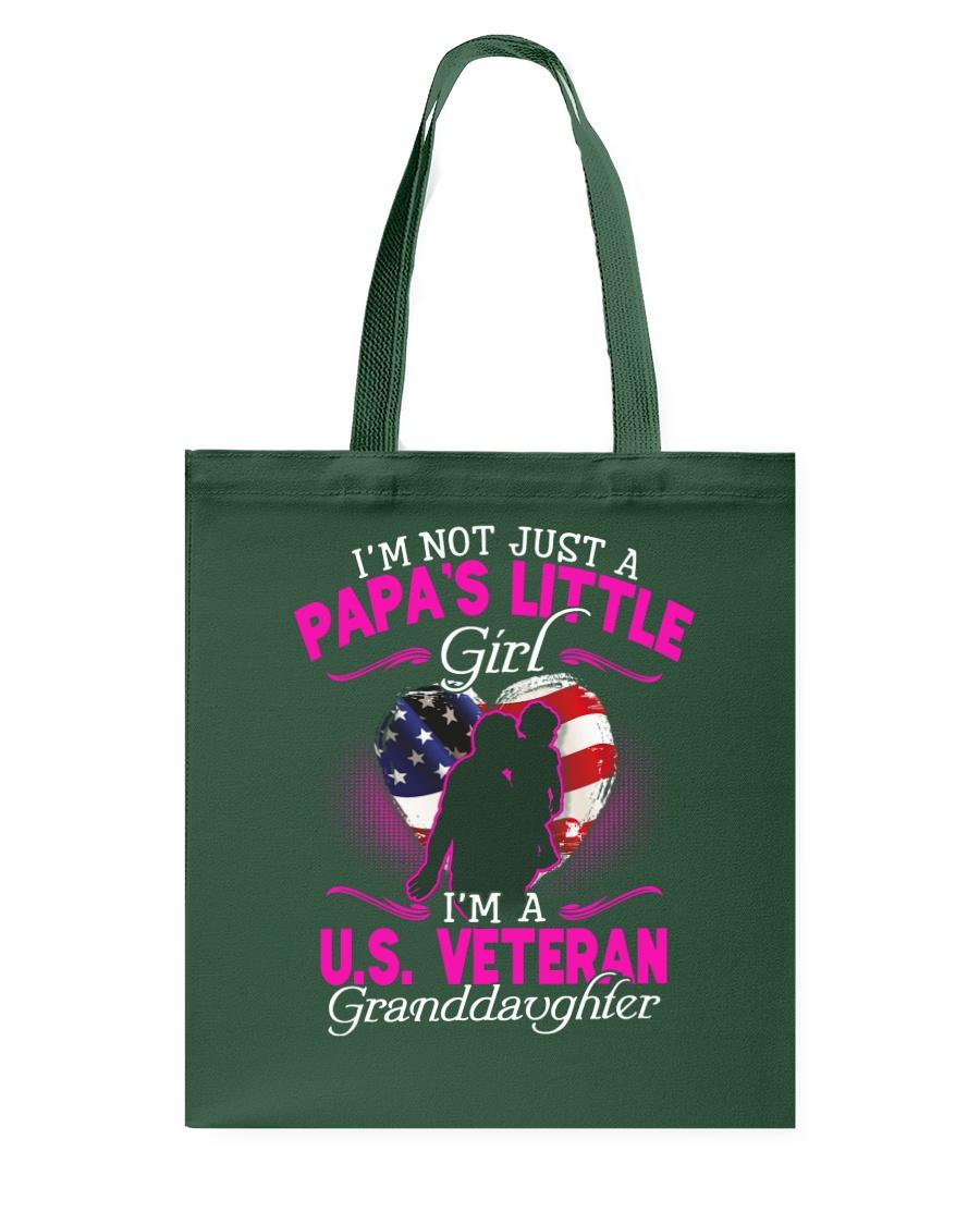 Papa-Granddaughter Tote Bag