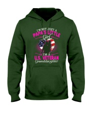 Papa-Granddaughter Hooded Sweatshirt thumbnail