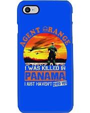 Agent Orange In Panama Phone Case thumbnail