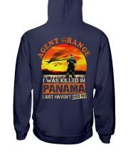 Agent Orange In Panama Hooded Sweatshirt thumbnail