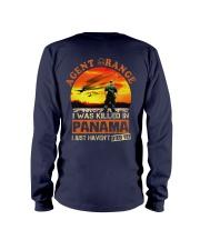 Agent Orange In Panama Long Sleeve Tee thumbnail