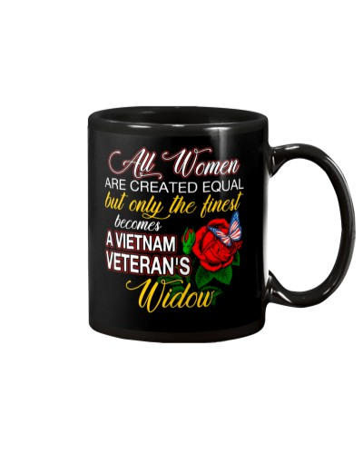 Finest Vietnam Veteran Widow