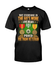 Not Everyone In The 60's Classic T-Shirt thumbnail