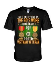 Not Everyone In The 60's V-Neck T-Shirt thumbnail