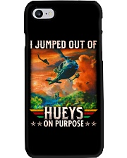 Jump Out Of Hueys Phone Case thumbnail