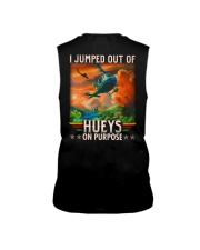 Jump Out Of Hueys Sleeveless Tee thumbnail