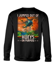 Jump Out Of Hueys Crewneck Sweatshirt thumbnail