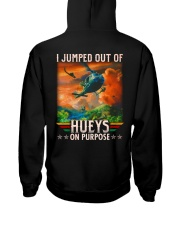Jump Out Of Hueys Hooded Sweatshirt thumbnail