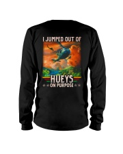 Jump Out Of Hueys Long Sleeve Tee thumbnail