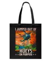 Jump Out Of Hueys Tote Bag thumbnail