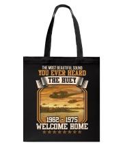 Welcome Home Tote Bag thumbnail