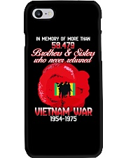 Poppy-In Memory Of Phone Case thumbnail