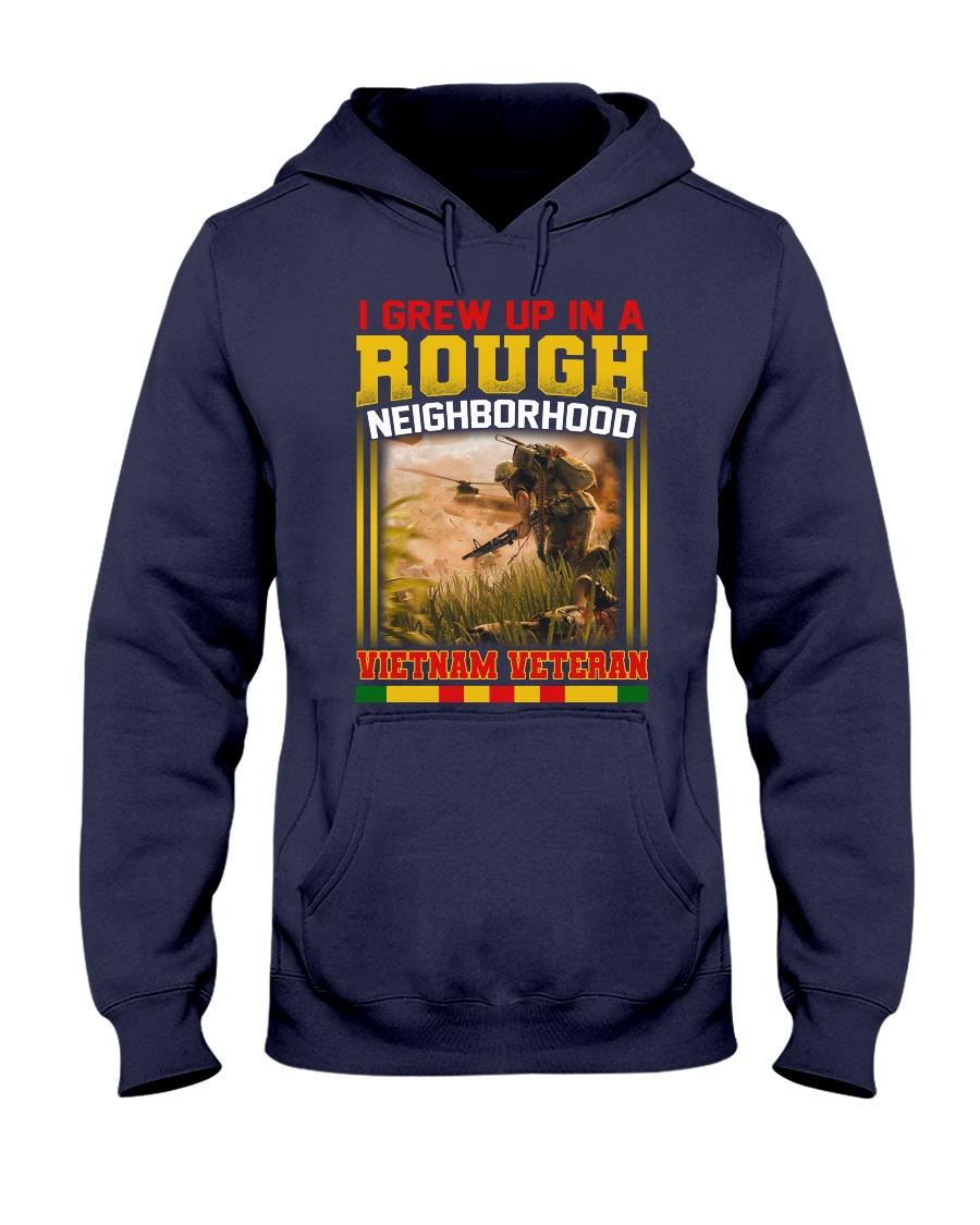 Grew Up Hooded Sweatshirt
