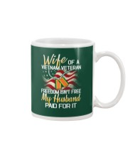 Wife Of A Vietnam Veteran Mug thumbnail