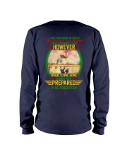 Not Prepared To Be Forgotten Long Sleeve Tee tile