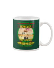 Not Prepared To Be Forgotten Mug thumbnail