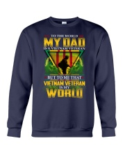 My World Crewneck Sweatshirt thumbnail