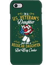 US Veteran Daughter Cooler Phone Case thumbnail