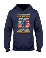Protect My Grandkids Hooded Sweatshirt thumbnail