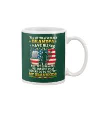 Protect My Grandkids Mug thumbnail