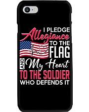 Pledge Phone Case thumbnail