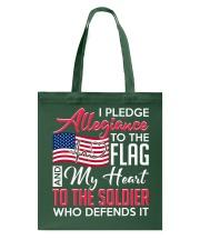 Pledge Tote Bag thumbnail