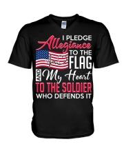 Pledge V-Neck T-Shirt thumbnail
