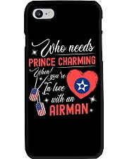 In Love With An Airman Phone Case thumbnail