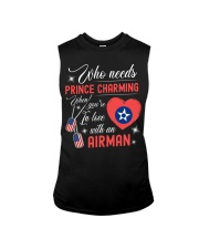 In Love With An Airman Sleeveless Tee thumbnail