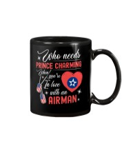 In Love With An Airman Mug tile