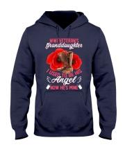 WWI Veteran's Granddaughter Angel Hooded Sweatshirt thumbnail