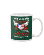 WWII Veteran Daughter-Hero Mug thumbnail