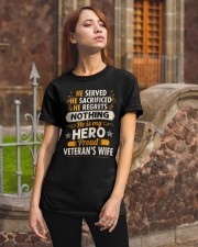 He Served Classic T-Shirt apparel-classic-tshirt-lifestyle-06