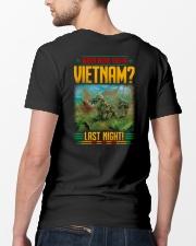 Last Night In Vietnam Classic T-Shirt lifestyle-mens-crewneck-back-5