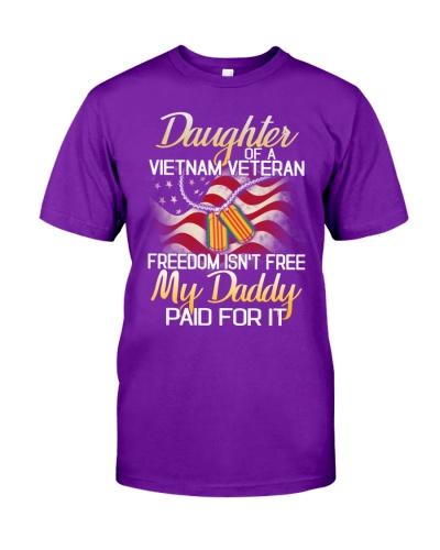 Daughter Of A Vietnam Veteran