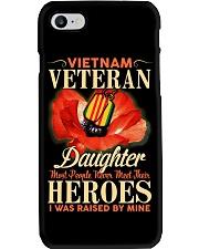 I Was Raised-Vietnam Vet Phone Case thumbnail