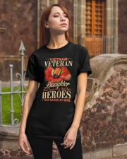 I Was Raised-Vietnam Vet Classic T-Shirt apparel-classic-tshirt-lifestyle-06