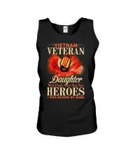 I Was Raised-Vietnam Vet Unisex Tank thumbnail