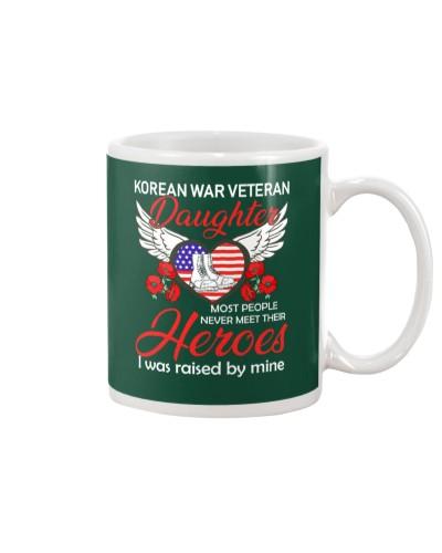 Korean War Veteran Daughter-Hero