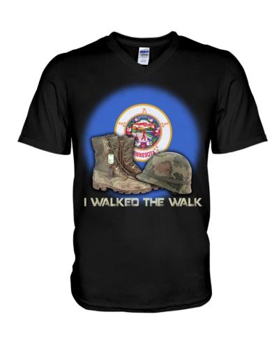 I Walked The Walk Minnesota Veteran