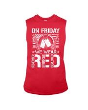 Wear RED Front Sleeveless Tee thumbnail
