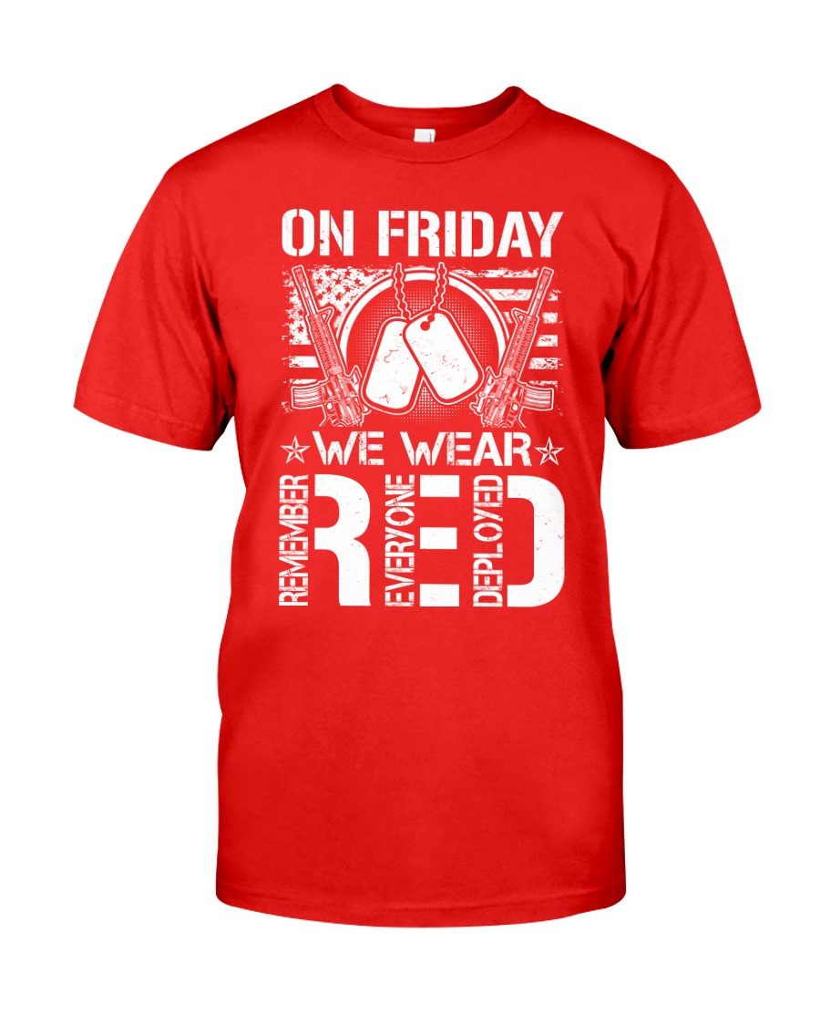 Wear RED Front Classic T-Shirt