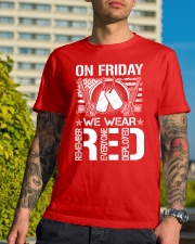 Wear RED Front Classic T-Shirt lifestyle-mens-crewneck-front-8