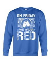 Wear RED Front Crewneck Sweatshirt thumbnail