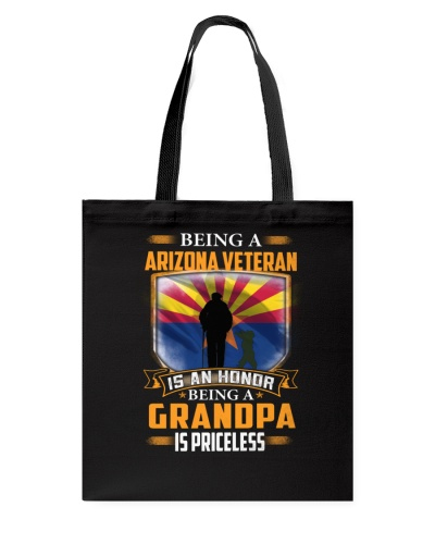 Grandpa Priceless Arizona Veteran
