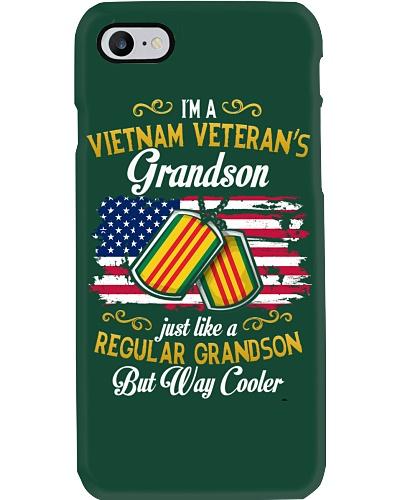 Vietnam Veteran Granson Cooler